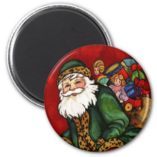 DOWN THE CHIMNEY MAGNET