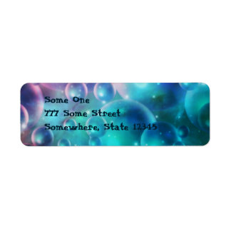 Down the Empyrean Stream Address Labels