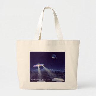 Down the Road A'Ways, Down the Road A'Ways,  S... Canvas Bags