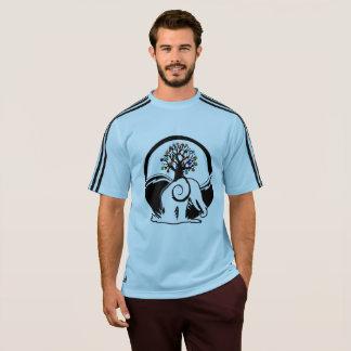 Down to Earth Adidas Tshirt