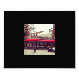Down Town Coffee Photographic Print