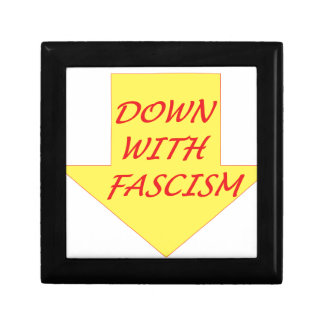 Down with Fascism Gift Box