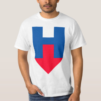 """""""DOWN WITH HILLARY!"""" T-Shirt"""
