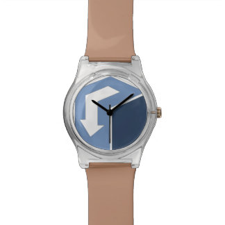 DownBlock Brown Wrist Watch