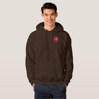 Downcast Logo and Downcast.fm Hoodie