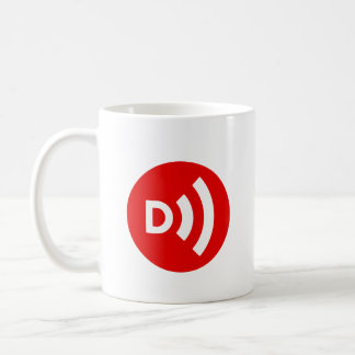 Downcast Logo Mug - I'm Listening
