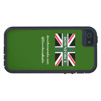 Downforce Radio iPhone 5 Case for Race Tracks