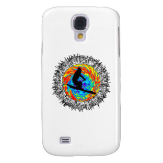 Downhill Edge Samsung Galaxy S4 Cover