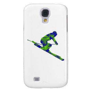 Downhill Escape Galaxy S4 Cases