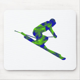 Downhill Escape Mouse Pad