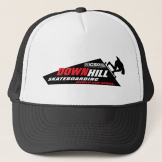 Downhill Skateboarding World Cup Series Hat