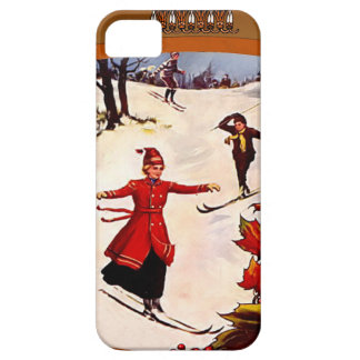 Downhill ski iPhone 5 cover