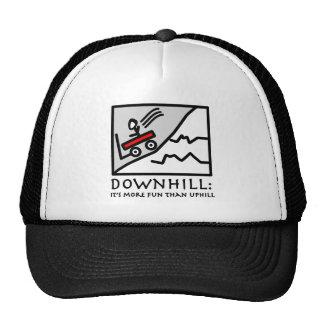 Downhill Thrill Wagon Hats