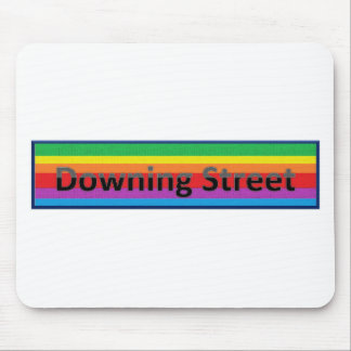 Downing Street Style 3 Mouse Pad