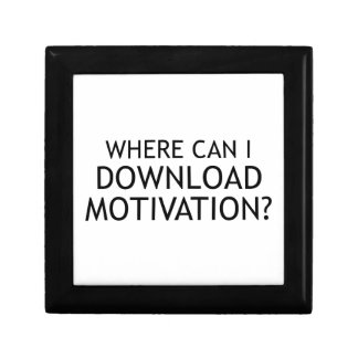 Download Motivation Gift Box