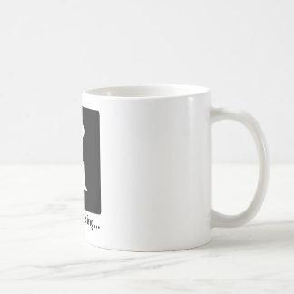 Downloading Poop Coffee Mug