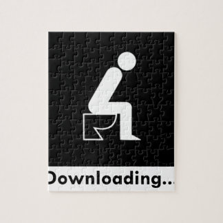 Downloading Poop Jigsaw Puzzle