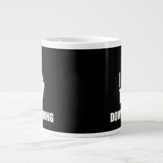 Downloading Toilet Jumbo Mug