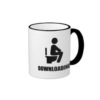 Downloading Toilet Ringer Mug