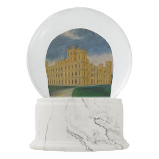 Downton Abbey – Highclere Castle Snow Globe