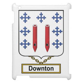 Downton Family Crest iPad Case