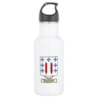 Downton Family Crest 18oz Water Bottle