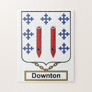 Downton Family Crest Puzzles