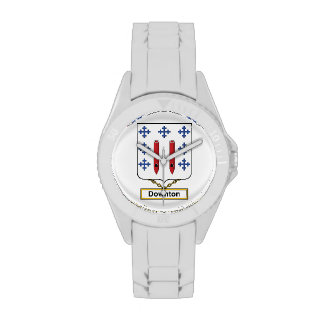 Downton Family Crest Watches