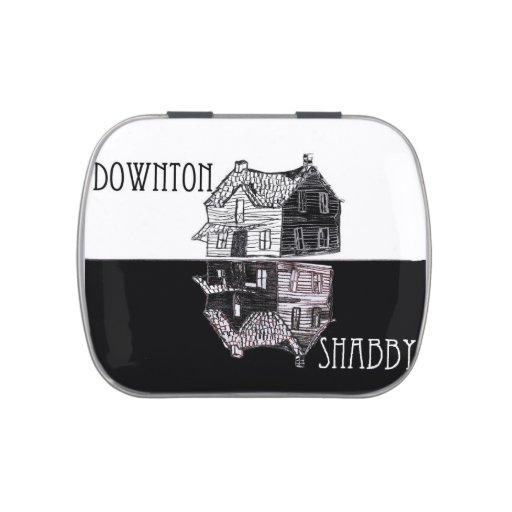 Downton Shabby Candy Tin