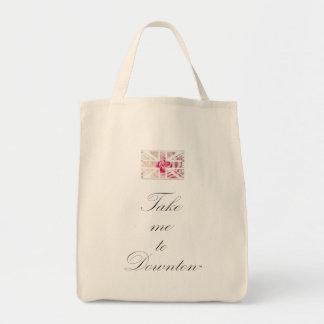 Downton Tote Tote Bag