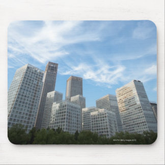 Downtown Beijing Mouse Pad