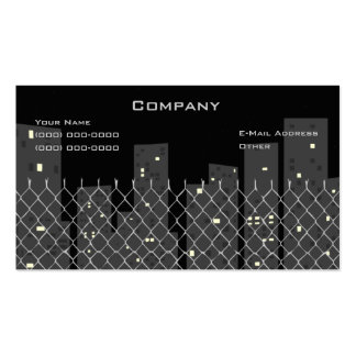 Downtown Business Card Template