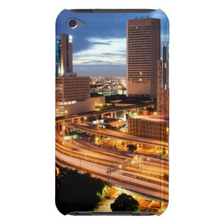 Downtown City View Barely There iPod Cover