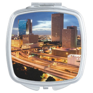 Downtown City View Vanity Mirrors
