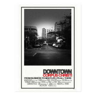 Downtown Corpus Christi Postcard