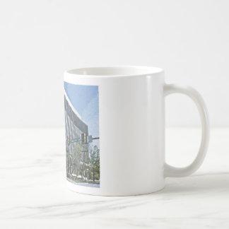 Downtown Courthouse of Huntsville Alabama Mug