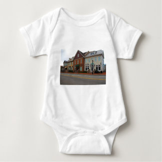 Downtown Dublin Ohio I Baby Bodysuit