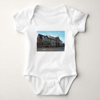 Downtown Dublin Ohio II Baby Bodysuit