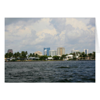 Downtown Fort Lauderdale Card