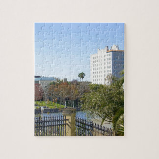 Downtown Lakeland Jigsaw Puzzle