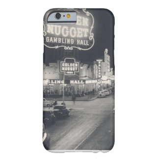 Downtown Las Vegas Retro Barely There iPhone 6 Case