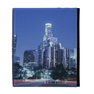 Downtown Los Angeles iPad Folio Cover