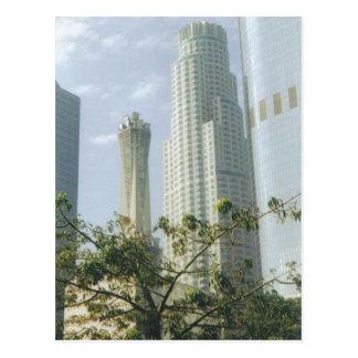 Downtown Los Angeles Postcard