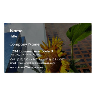 Downtown Los Angeles Skyscrapers Business Cards