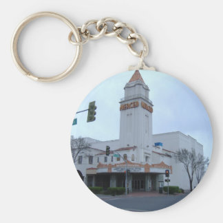 Downtown Merced Key Ring