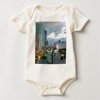 Downtown Miami Baby Bodysuit