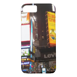 Downtown New York City Lights Phone Case
