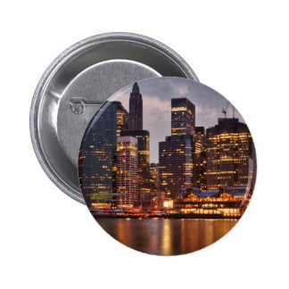 Downtown NYC Button