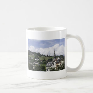 Downtown of Saint-Gervais Coffee Mug