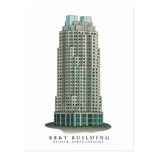 Downtown Raleigh, NC Postcard